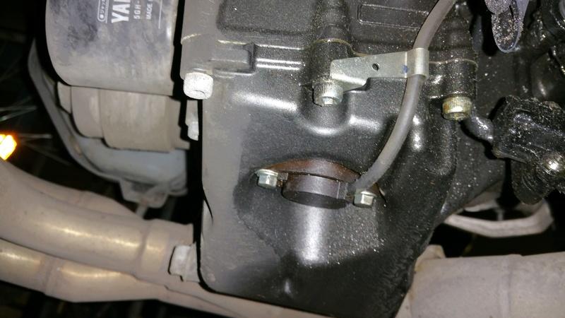 Problème côté gauche moteur 20170511