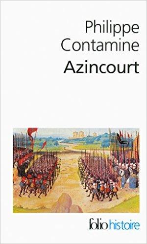 Azaincourt de Philippe Contamine  41dldr10