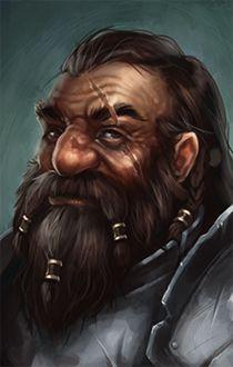 Grulmek Tonnefer, mercenaire Grulme10
