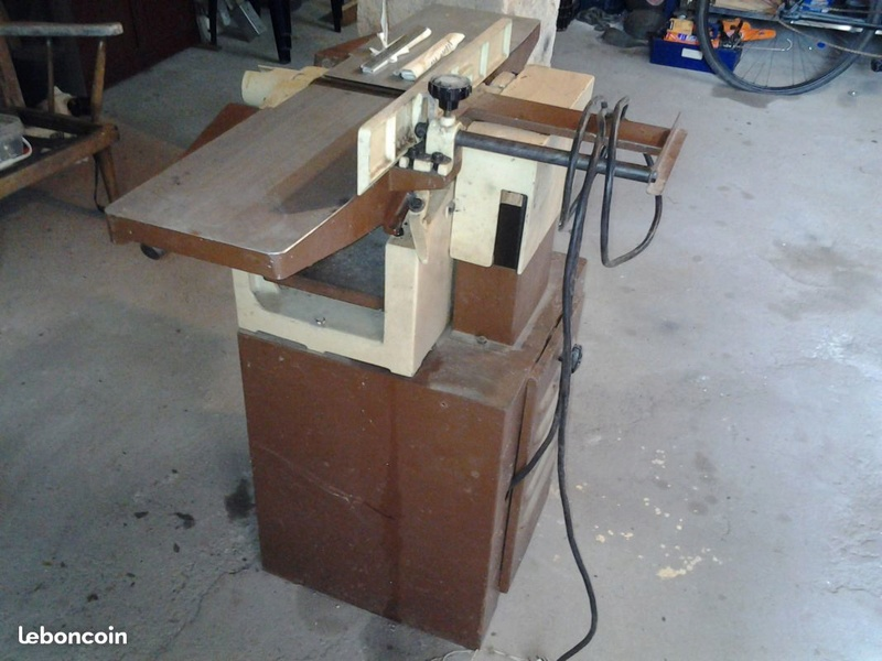 Lot de deux machines a bois lurem  41484210
