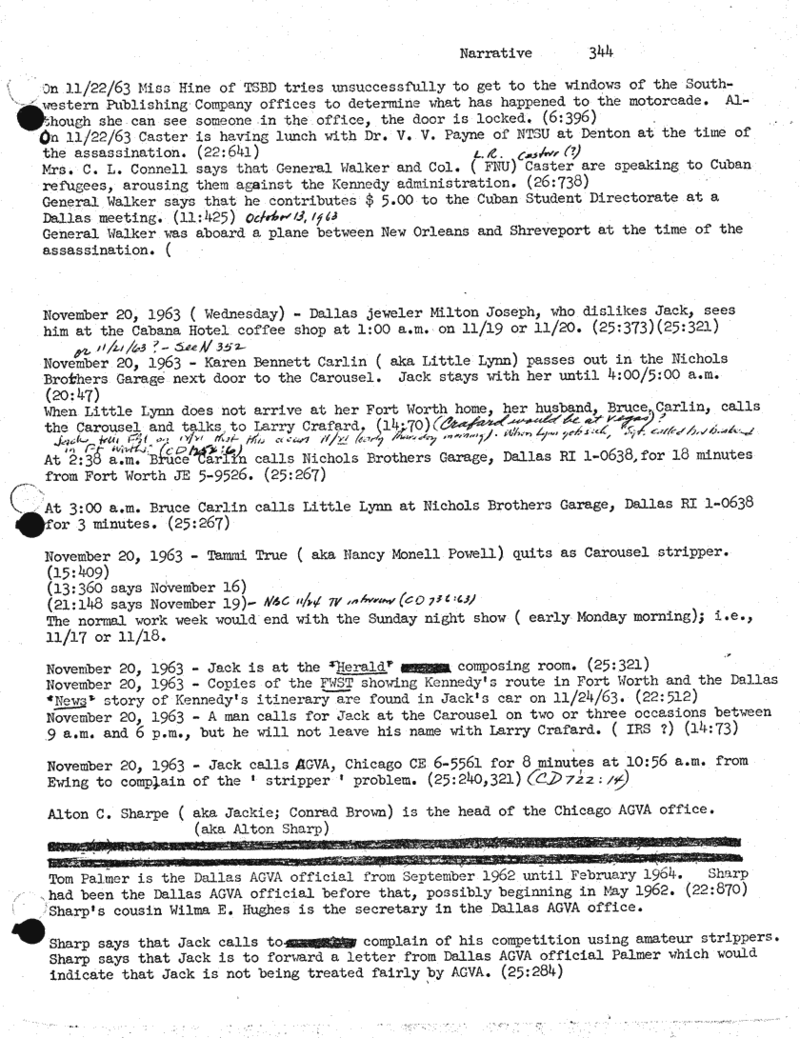 Was Ruby the Informant in the Terrell case, and Were Any of Those Weapons Used in the Assassination? Downlo10