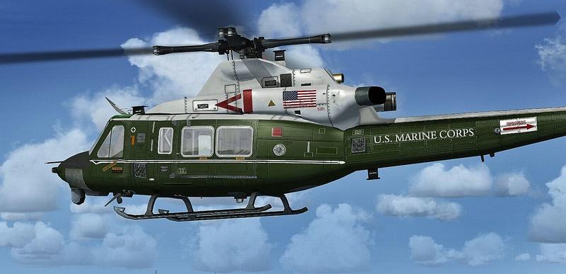 UH-1Y VENOM 1/48 Kitty Hawk  15746-10