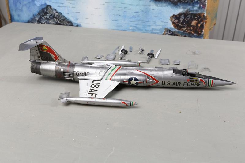 F104 G  starfighter hasegawa 1/48 _ano5327