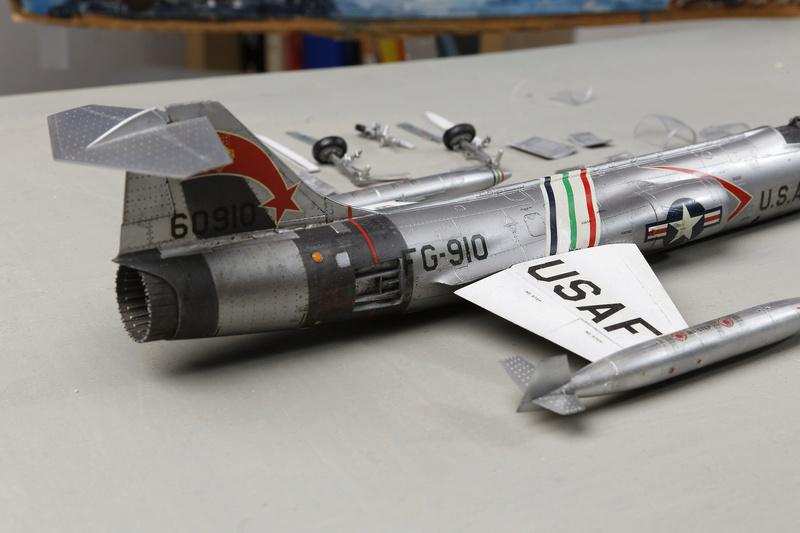 F104 G  starfighter hasegawa 1/48 _ano5328
