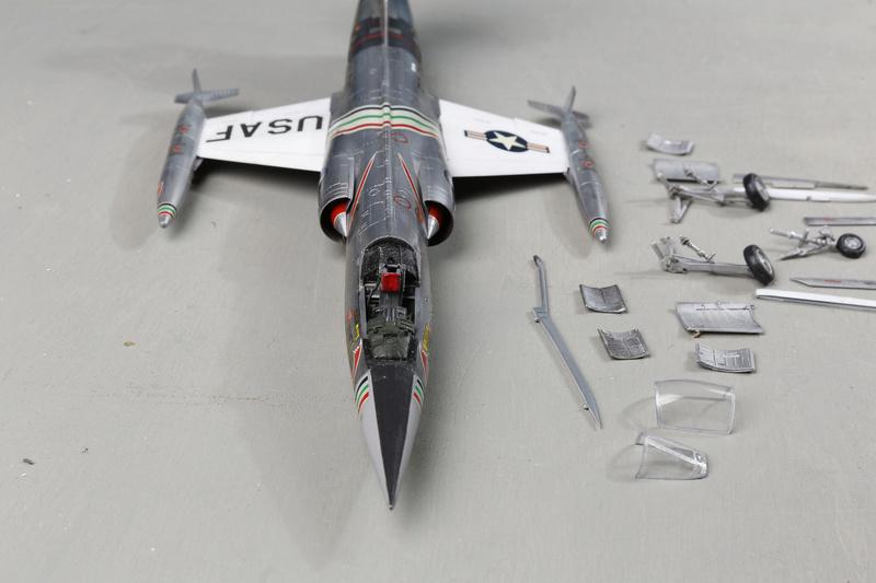 F104 G  starfighter hasegawa 1/48 _ano5330