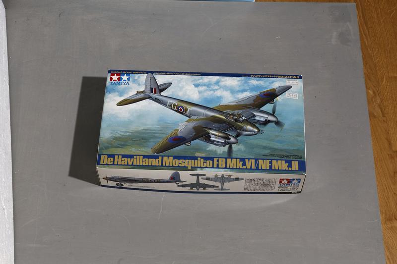 mosquito Fb MK VI De Havilland Tamiya 1/48 _ano5331