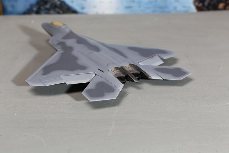 F-22 Raptor Italeri  1/72 _ano5434