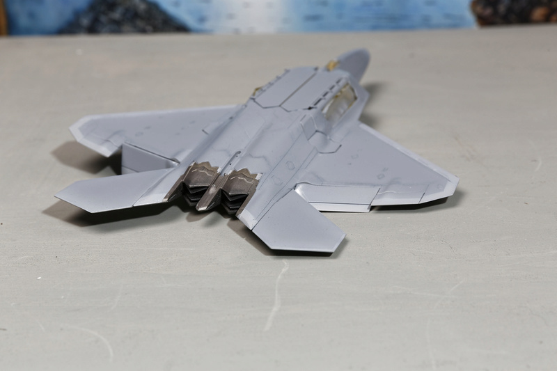 F-22 Raptor Italeri  1/72 _ano5437
