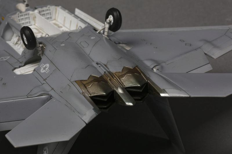 F-22 Raptor Italeri  1/72 _ano5517