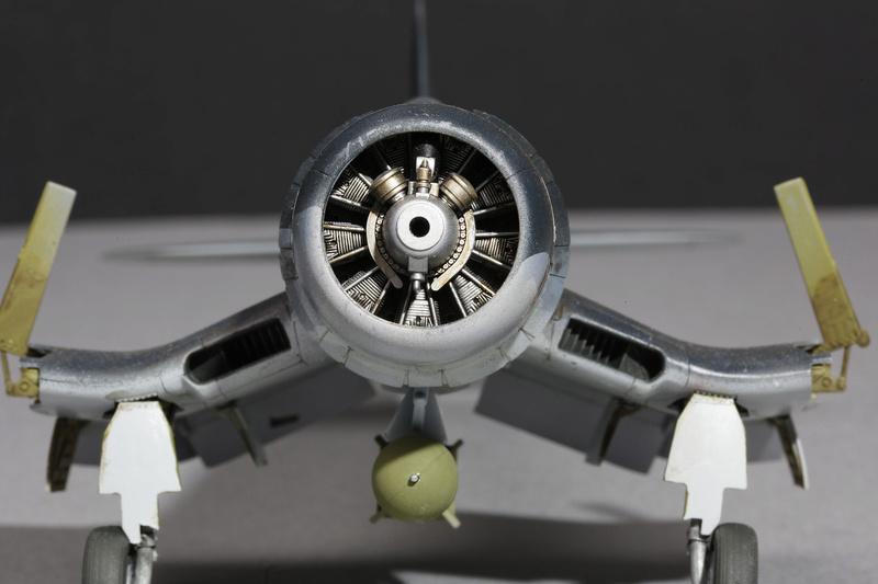 VOUGHT F4U-1A CORSAIR  tamiya 1/48 ref 61070 _ano5524