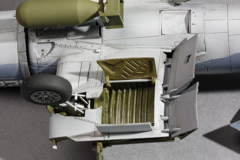 VOUGHT F4U-1A CORSAIR  tamiya 1/48 ref 61070 _ano5526