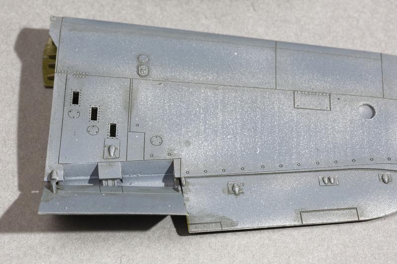 VOUGHT F4U-1A CORSAIR  tamiya 1/48 ref 61070 _ano5528