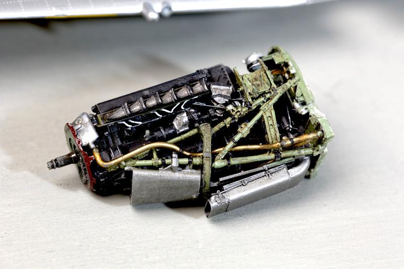 Spitfire MK IXc 1/48 Eduard ref 8281 Spit0012