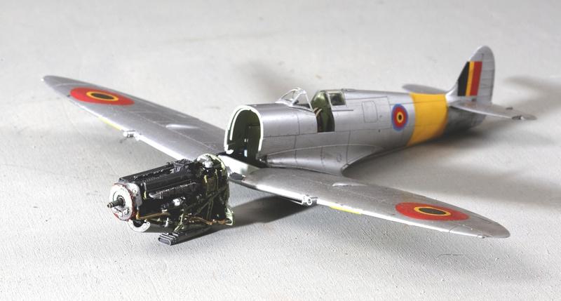Spitfire MK IXc 1/48 Eduard ref 8281 Spit_010