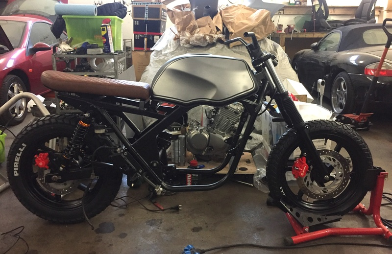 2000 CB500 Brat Style Cafe Racer Project - Page 2 Img_1131