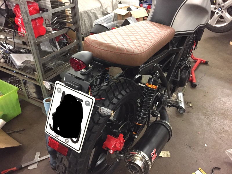 2000 CB500 Brat Style Cafe Racer Project - Page 2 Img_1138