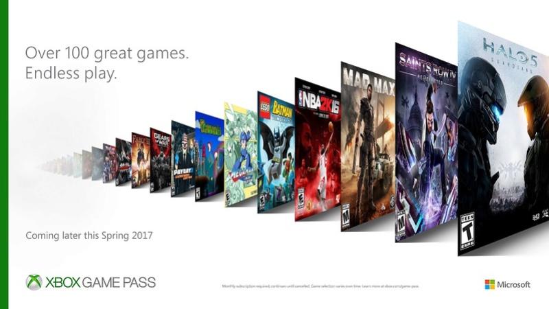 Xbox Game Pass Xbox-g10