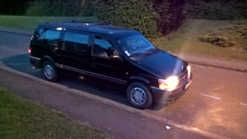 Chrysler Grand Voyager LE V6 1991 Cid_2410