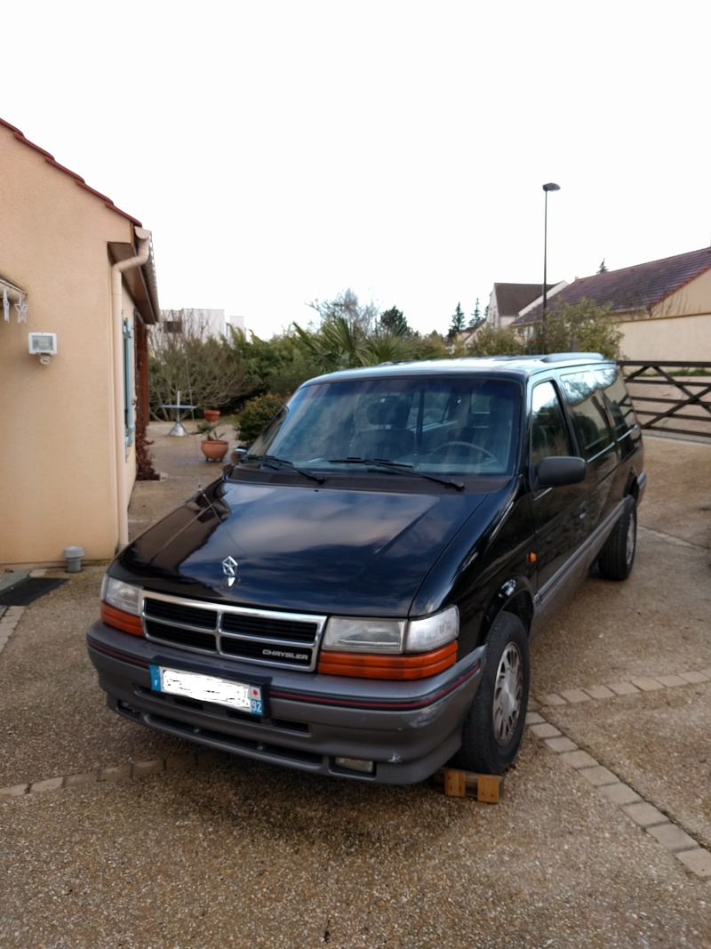 Chrysler Grand Voyager LE V6 1991 Img_2010