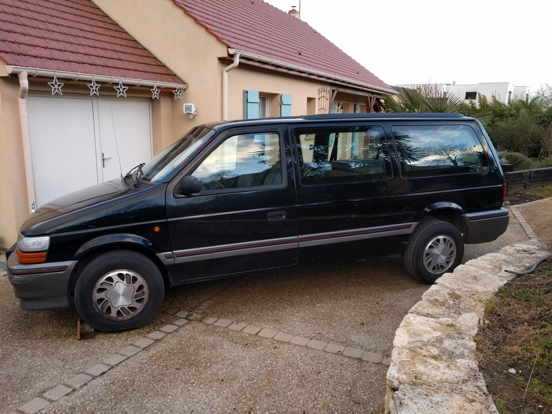 Chrysler Grand Voyager LE V6 1991 Img_2013