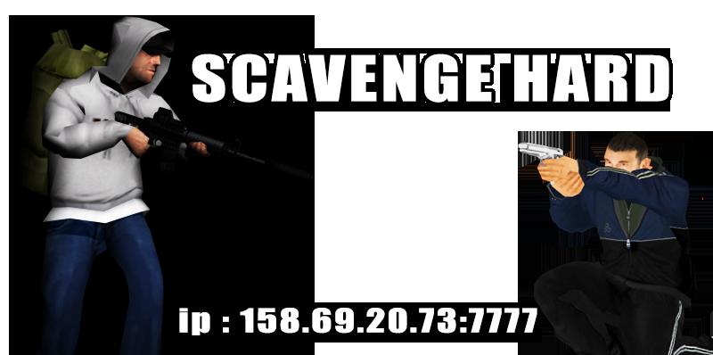 [BR] Scavenge And Survive HARD