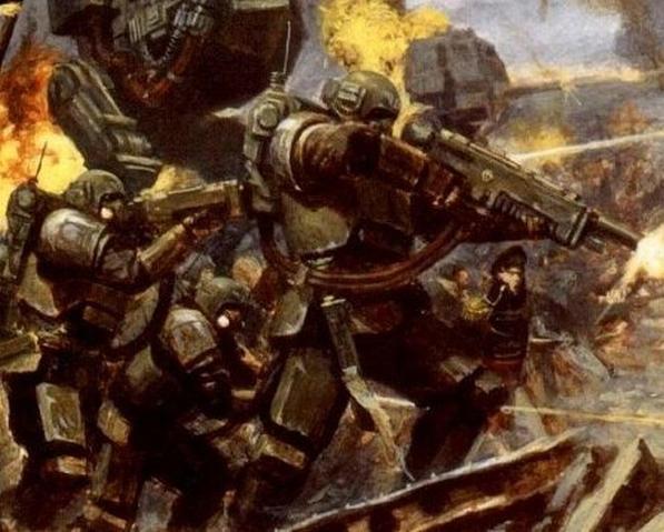 Warhammer 40.000 : Bad Chapter 7c785910