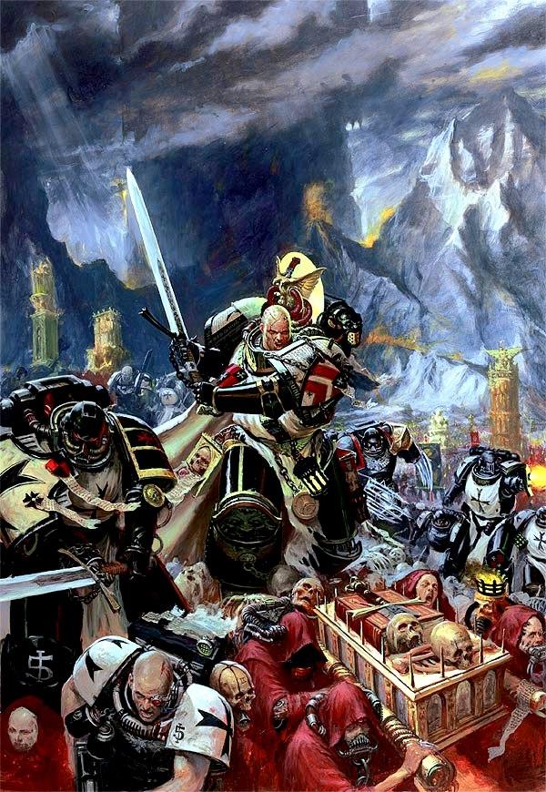 Warhammer 40.000 : Bad Chapter Codex_10