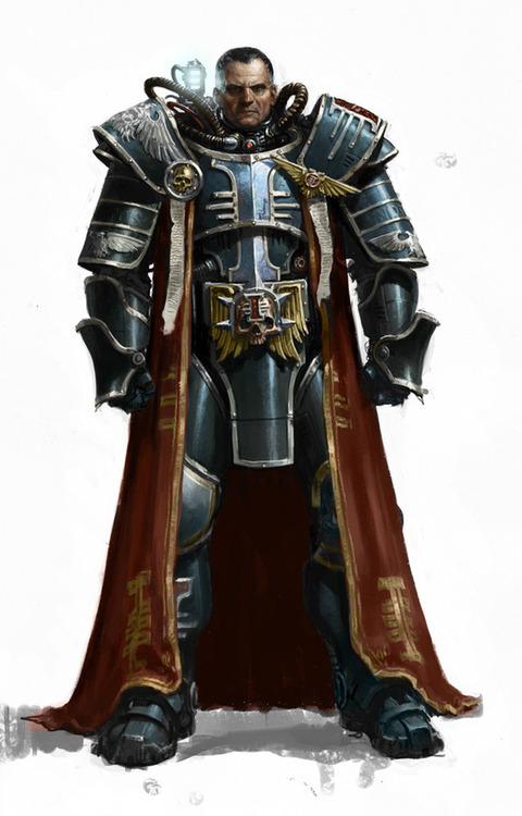 Warhammer 40.000 : Bad Chapter Inkwiz10