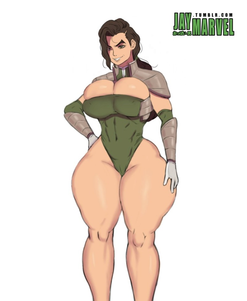 Shanecawf's heels and jobbers of your dreams Kuvira10