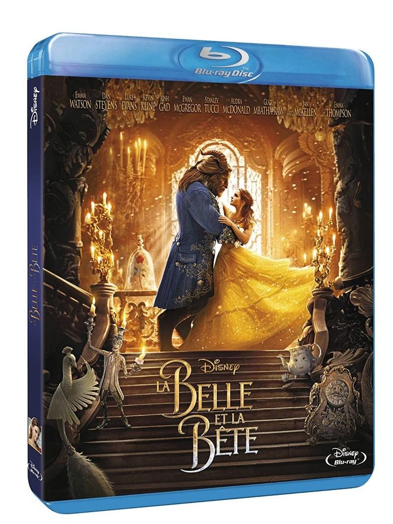 [BD 3D + BD + DVD] La Belle et la Bête (23 août 2017) - Page 2 816cdj10