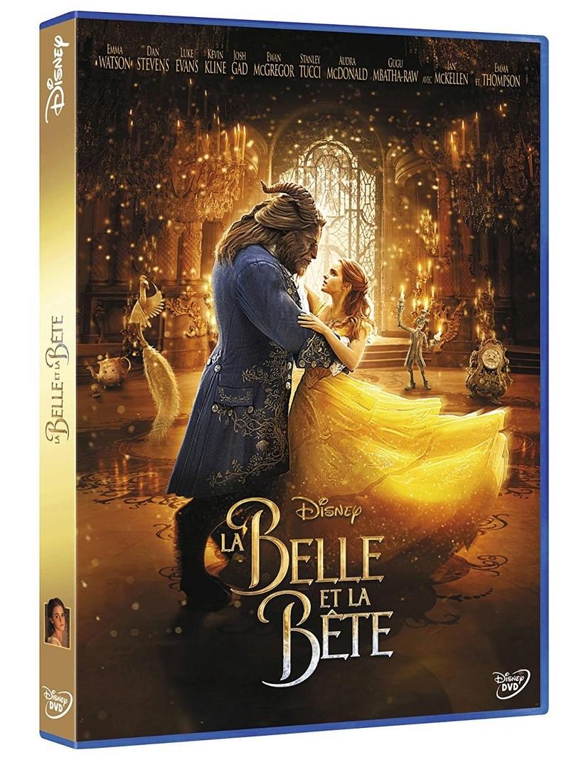 [BD 3D + BD + DVD] La Belle et la Bête (23 août 2017) - Page 2 81g69m10