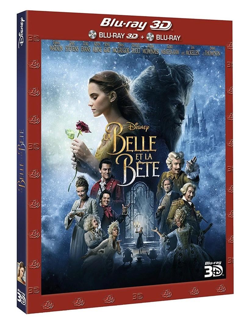 [BD 3D + BD + DVD] La Belle et la Bête (23 août 2017) - Page 2 81t4zo10