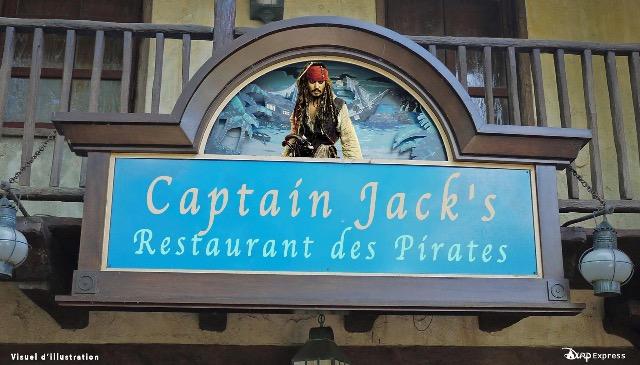 [Nouveau] Captain Jack's - Restaurant des Pirates (24 juillet 2017) Image46