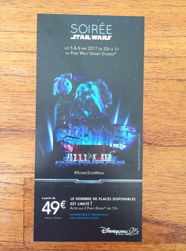 """""""Soirée Star Wars"""" Les 5 et 6 mai 2017, au Parc Walt Disney Studios - Page 4 Img_1710"""