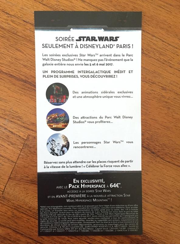 """""""Soirée Star Wars"""" Les 5 et 6 mai 2017, au Parc Walt Disney Studios - Page 4 Img_1711"""