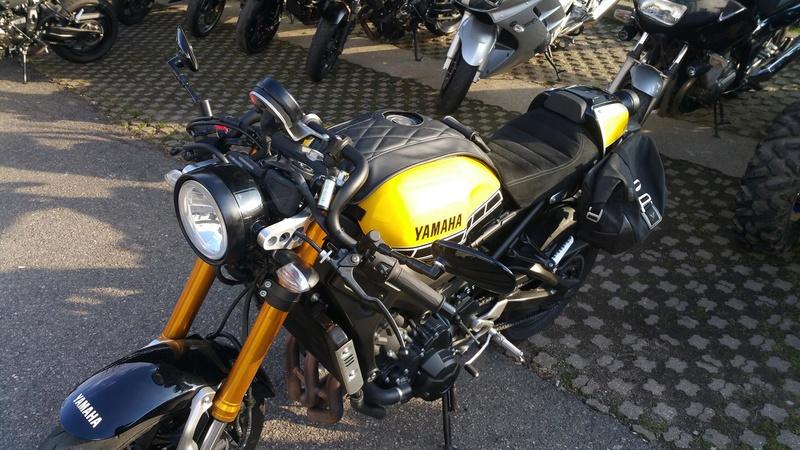 Photos de toutes les Yamaha XSR 900 du forum ! :) 16825910