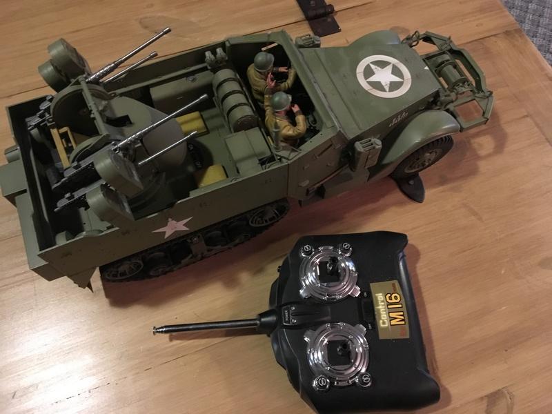 M16 Halftrack Half111