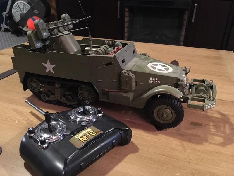 M16 Halftrack Half212
