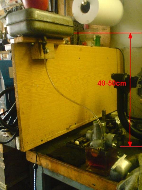 reglage niveau de cuve du carbu Dsc02610