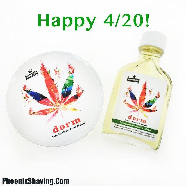 Nouveau savon et as chez Phoenix artisan accoutrement Dorm_b10