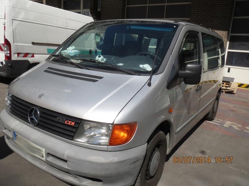 Mercedes Vito I  W638 phase 1&2 (1996-2003) 111