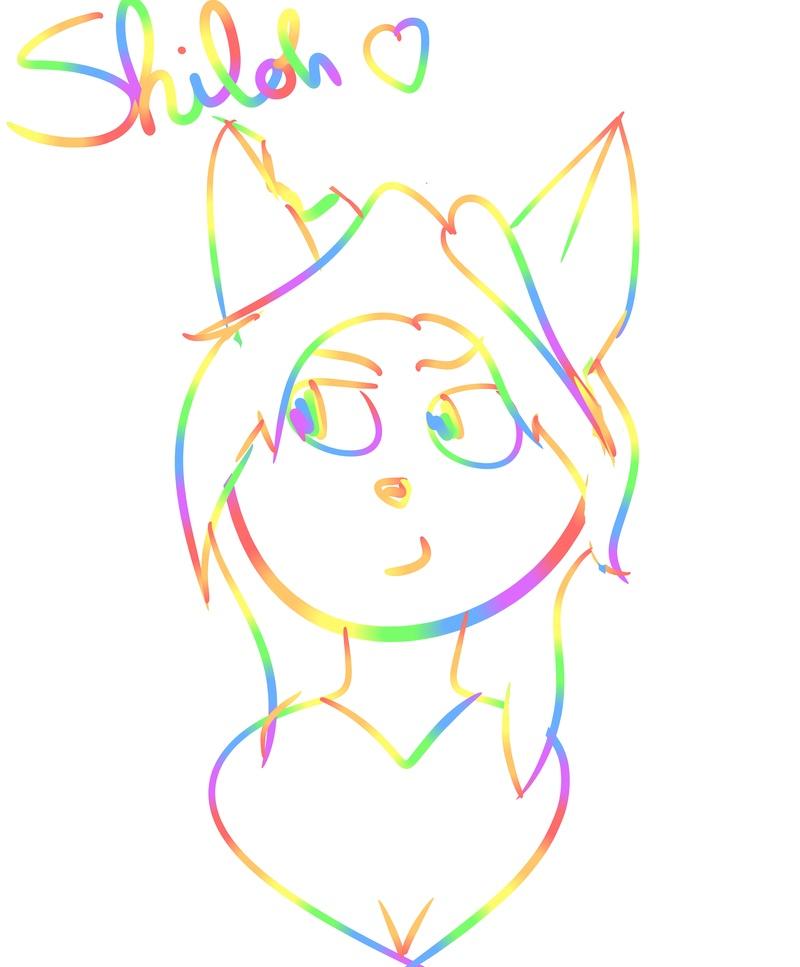 My horrible art dump Shiloh10