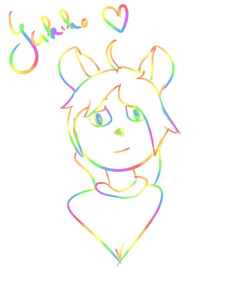 My horrible art dump Yukiko10