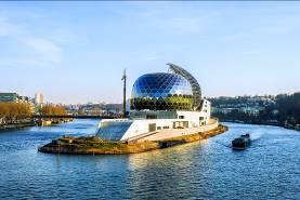 CHORUS : sur l'Ile Seguin, la nouvelle Seine musicale prépare son festival musiques urbaines Bytime10