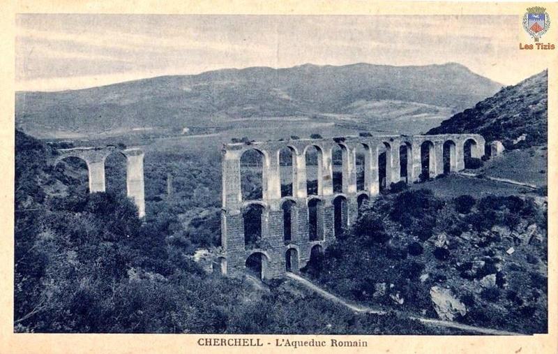 Les Aqueducs : acheminer l'eau  Cherch10