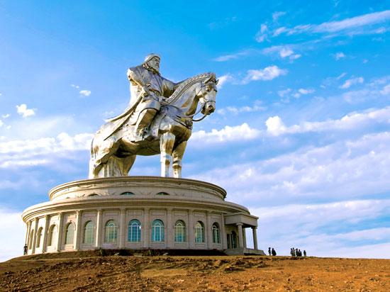 Sculptures (les plus belles bien sûr) - Page 2 Mongol10