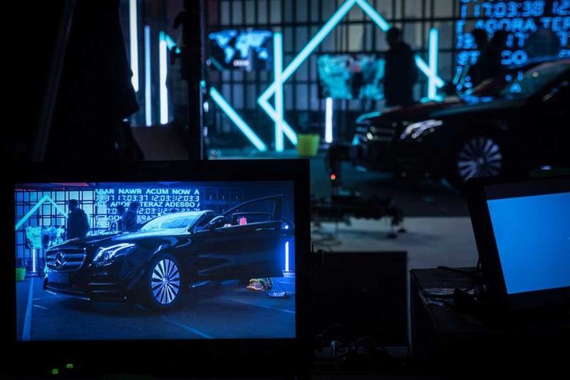 Now Experience – 12 heures de performance en live par Mercedes-Benz ! By Ufunk.net Merced13