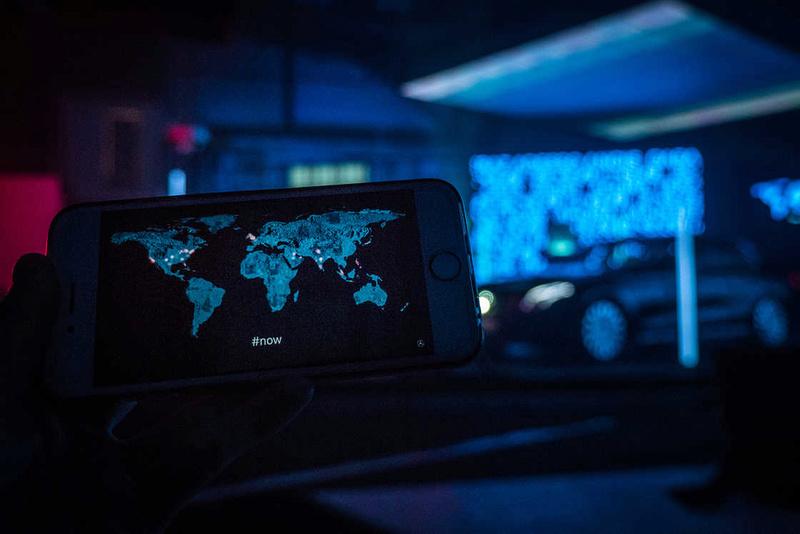 Now Experience – 12 heures de performance en live par Mercedes-Benz ! By Ufunk.net Merced19