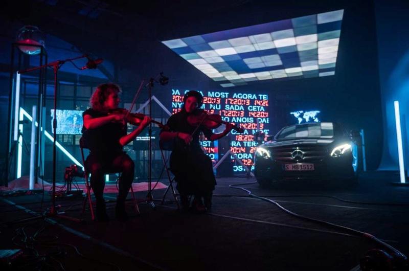 Now Experience – 12 heures de performance en live par Mercedes-Benz ! By Ufunk.net Merced21