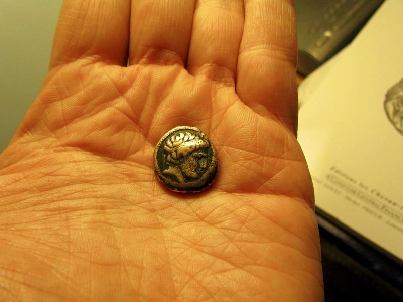 Monnaie macédoine cuivre Img_1314